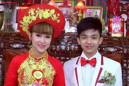 Từng náo loạn MXH vì đám cưới lệch 10 tuổi, cô dâu 9X lấy chú rể 2000 ở Tiền Giang giờ ra sao?