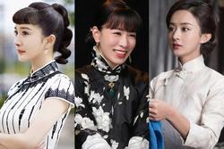 Triệu Lệ Dĩnh, Xa Thi Mạn, Dương Mịch, ai mới là mỹ nhân mặc sườn xám đẹp nhất màn ảnh Hoa ngữ?