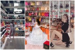 Chẳng quá lời khi nói tủ đồ Ngọc Trinh ngang cơ Kylie Jenner, 'yêu nữ hàng hiệu' Jamie Chua