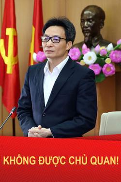 Phó Thủ tướng Vũ Đức Đam trân trọng cảm ơn nhân dân đã đồng lòng, chung sức chống dịch COVID-19