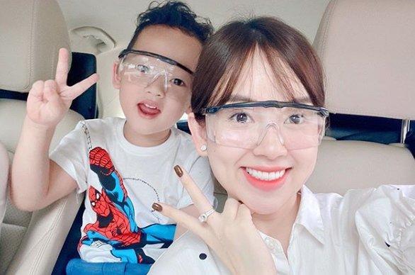 Sau 4 năm làm mẹ đơn thân, Ly Kute lần đầu tiết lộ tên thật con trai Khoai Tây-1