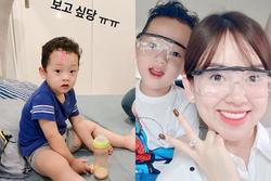 Sau 4 năm làm mẹ đơn thân, Ly Kute lần đầu tiết lộ tên thật con trai Khoai Tây