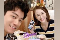 'Đông Phương Bất Bại' Trần Kiều Ân đón sinh nhật tuổi 41 cùng bạn trai kém tuổi