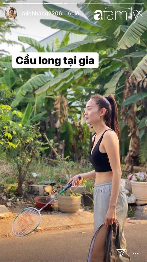 Cả loạt bài tập sáng tạo vô biên của sao Việt khi tránh dịch ở nhà, có người còn khoe cơ bụng số 11 thấy mà thèm-2