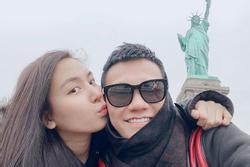 Khắc Việt - Thanh Thảo kỷ niệm hai năm cưới