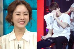 Nữ diễn viên 'Hạ cánh nơi anh' tiết lộ từng rơi nước mắt vì Jungkook (BTS)