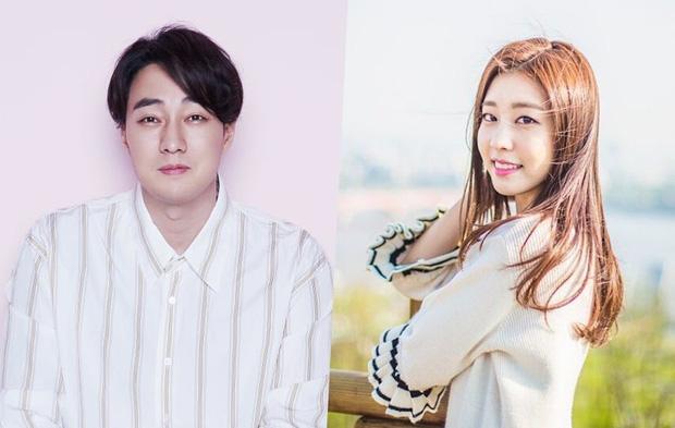 Trời ơi, So Ji Sub tuyên bố đã chính thức kết hôn cùng nữ thần phát thanh viên kém 17 tuổi đài SBS vào hôm nay!-1