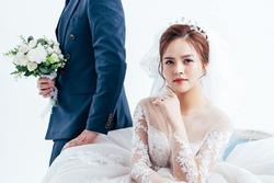 Thu Quỳnh chia sẻ ảnh cưới, ai cũng bất ngờ về 'chú rể'