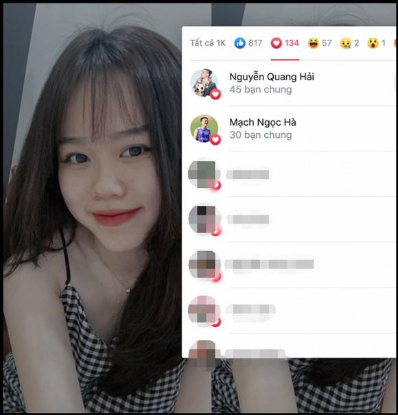 Bị fans Nhật Lê đá đểu chuyện tình cảm, bạn gái tin đồn của Quang Hải đáp trả cực thâm-4