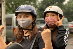 Bảo Thanh, Thu Quỳnh nhí nhố hậu trường 'Những ngày không quên'