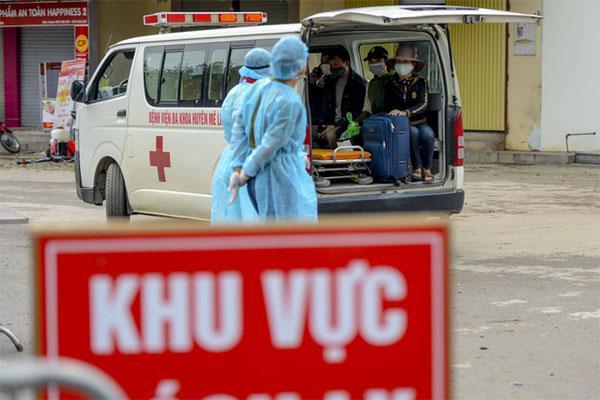 Ca bệnh 243 từng đến nhiều bệnh viện, dự đám cưới, đám giỗ, đi buôn hoa trước khi phát hiện dương tính Covid-19-1