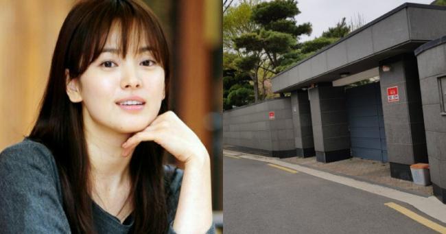 Song Hye Kyo bán nhà từng sống cùng Song Joong Ki-1