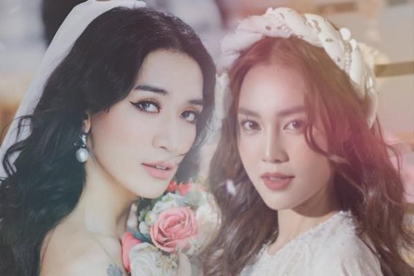 BB Trần giả gái đẹp nức nở, cover Yêu em phải nói của Ninh Dương Lan Ngọc-1
