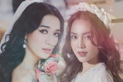 BB Trần giả gái đẹp nức nở, cover 'Yêu em phải nói' của Ninh Dương Lan Ngọc
