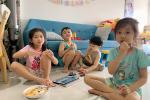Vợ chồng Huỳnh Đông - Ái Châu bị nhắc nhở gay gắt vì đưa con ra khỏi nhà-6