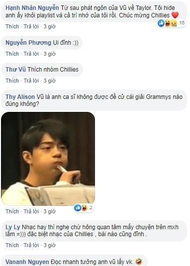 Ai 'về chung nhà' với nghệ sĩ quốc tế cũng được ca ngợi hết lời, tới lượt anh chàng này phải hứng chịu loạt bình luận cà khịa vì netizen có thù mới hận cũ-3