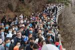 Vừa ngớt dịch, người Trung Quốc kéo nhau đi du lịch