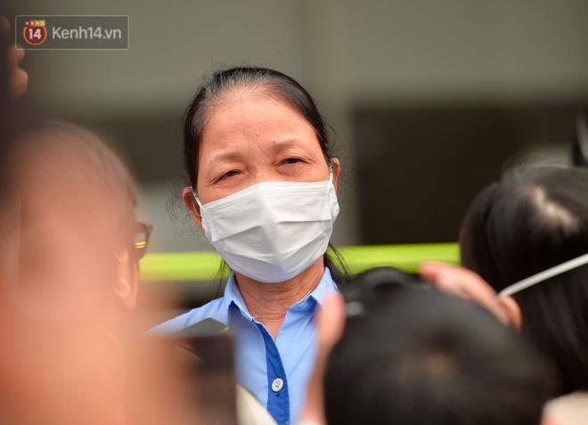 Nữ nhân viên Công ty Trường Sinh khỏi bệnh sau 10 ngày điều trị: Các con yên tâm không phải lo cho mẹ. Mẹ có công ty và Nhà nước lo-2