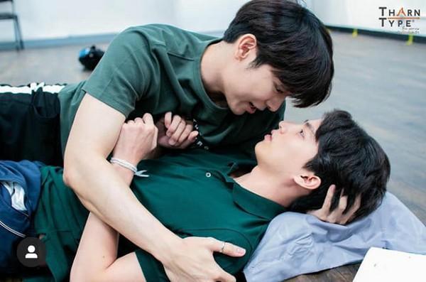 3 cặp đôi phim đam mỹ Thái Lan lộ bằng chứng phim giả tình thật dù miệng luôn chối đây đẩy-1