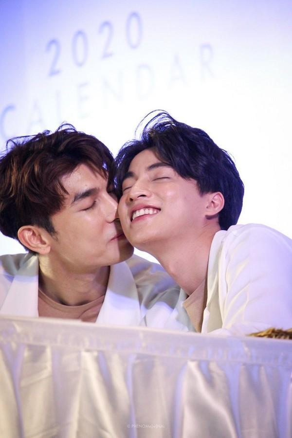 3 cặp đôi phim đam mỹ Thái Lan lộ bằng chứng phim giả tình thật dù miệng luôn chối đây đẩy-2