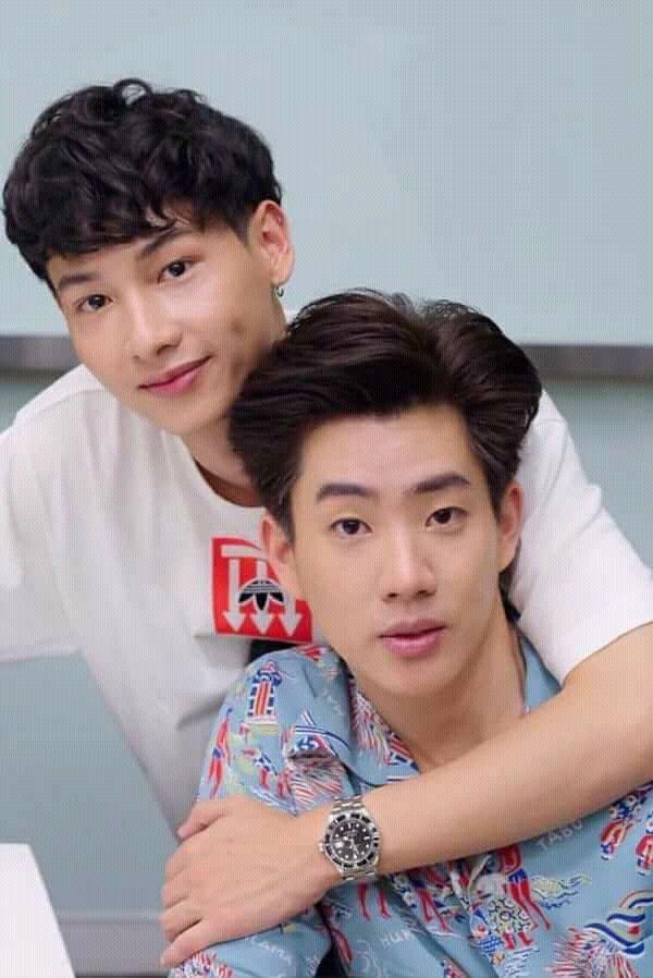 3 cặp đôi phim đam mỹ Thái Lan lộ bằng chứng phim giả tình thật dù miệng luôn chối đây đẩy-6