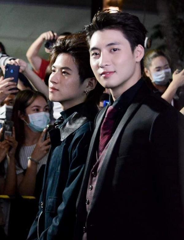 3 cặp đôi phim đam mỹ Thái Lan lộ bằng chứng phim giả tình thật dù miệng luôn chối đây đẩy-9