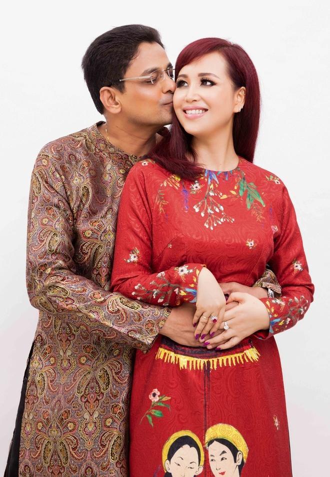 Cuộc sống Hoa hậu giỏi ngoại ngữ nhất Việt Nam với chồng Ấn Độ hiện ra sao?-7