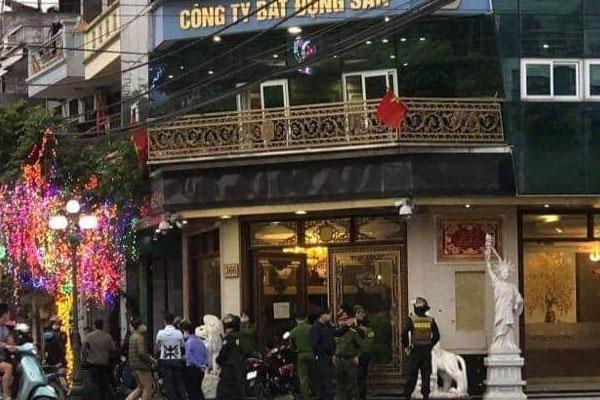 Khám nhà nữ đại gia Thái Bình từng chi trăm triệu mời sao hát kỷ niệm ngày cưới-1