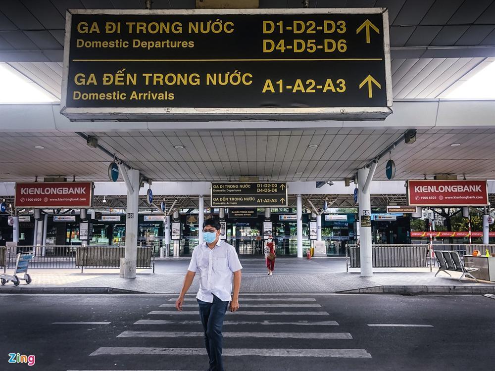 Tân Sơn Nhất những ngày chỉ có 6 chuyến bay nội địa-2