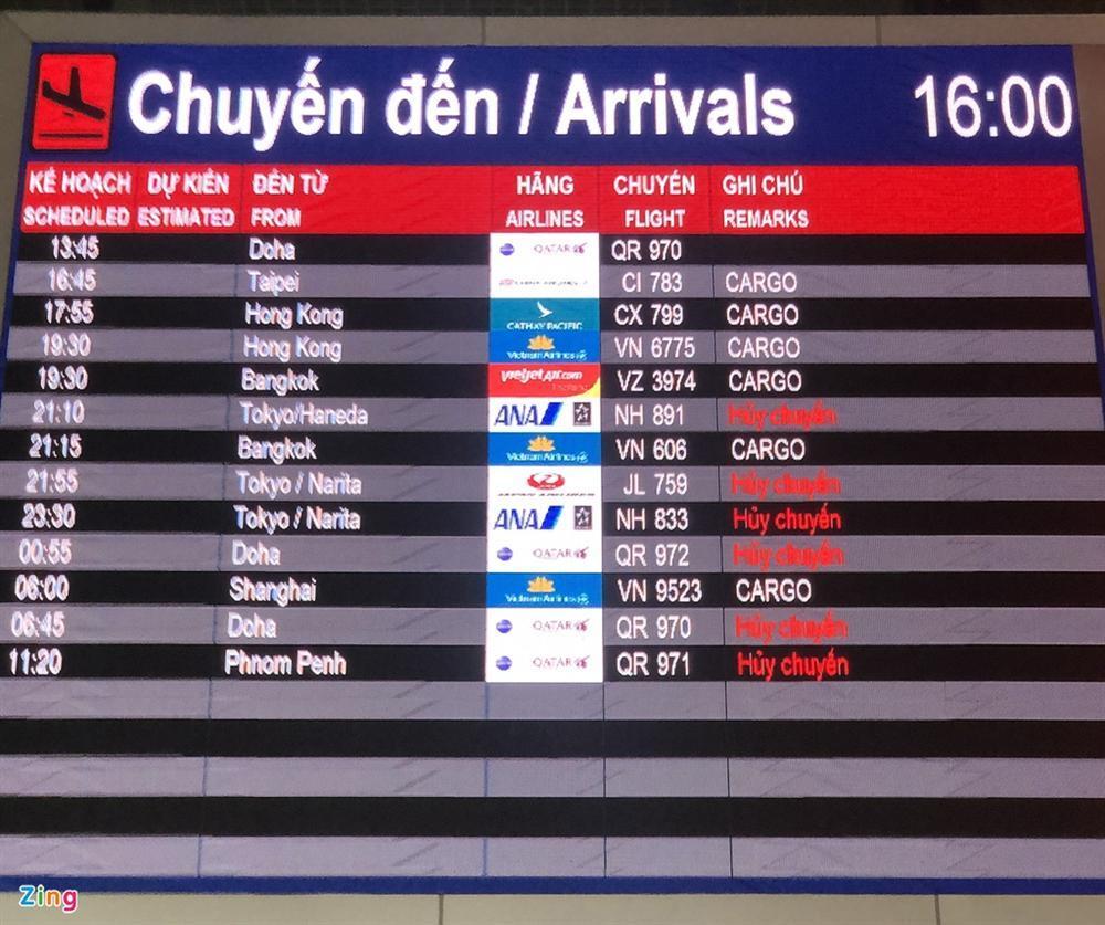 Tân Sơn Nhất những ngày chỉ có 6 chuyến bay nội địa-3