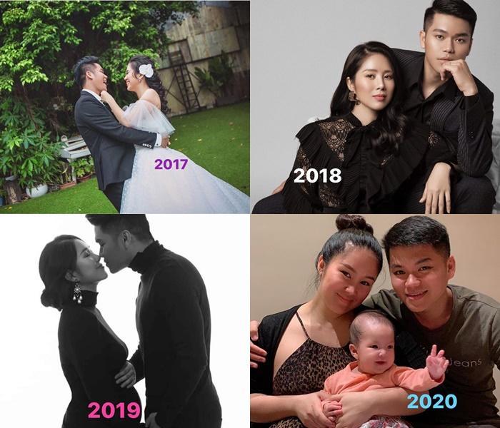 Sau hôn nhân sóng gió với Quách Ngọc Ngoan, Lê Phương nhìn lại 4 năm an yên bên chồng mới-1
