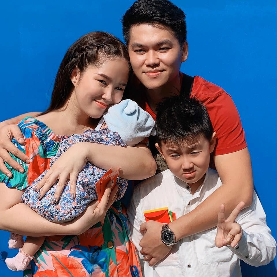 Sau hôn nhân sóng gió với Quách Ngọc Ngoan, Lê Phương nhìn lại 4 năm an yên bên chồng mới-3