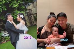 Sau hôn nhân sóng gió với Quách Ngọc Ngoan, Lê Phương nhìn lại 4 năm an yên bên chồng mới