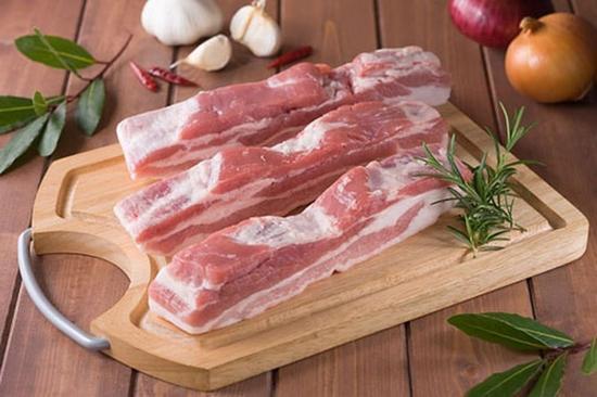 Những loại thực phẩm là khắc tinh của thịt lợn cần tránh-1