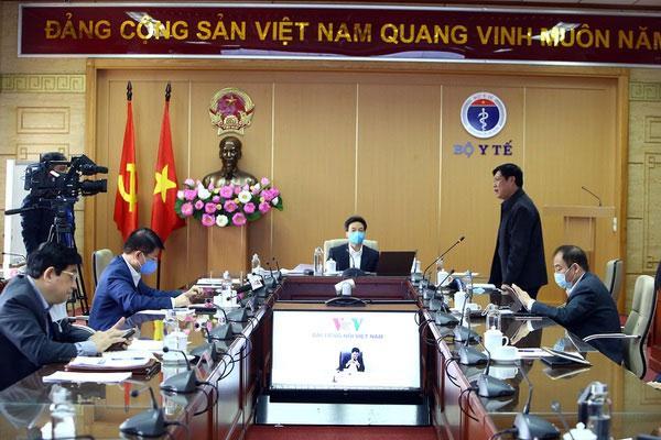 VZN News: Quy kết bệnh nhân 243 lây từ Bạch Mai có thể bỏ lọt ổ dịch mới-1