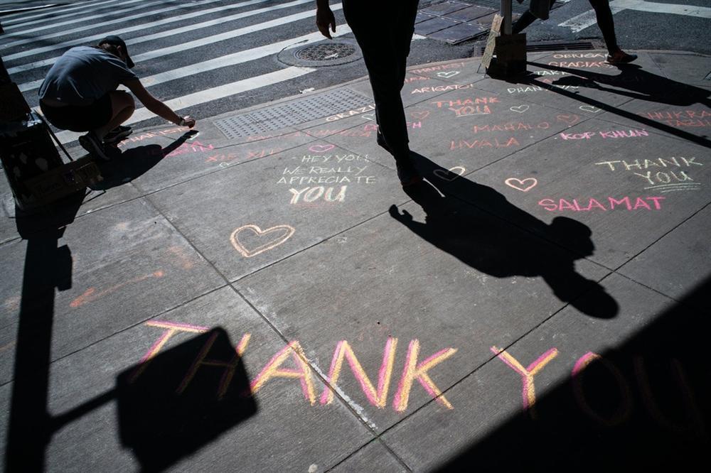 Ngày đen tối nhất - ca tử vong ở riêng TP New York đã vượt vụ 11/9-7