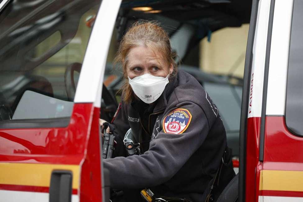 Ngày đen tối nhất - ca tử vong ở riêng TP New York đã vượt vụ 11/9-14
