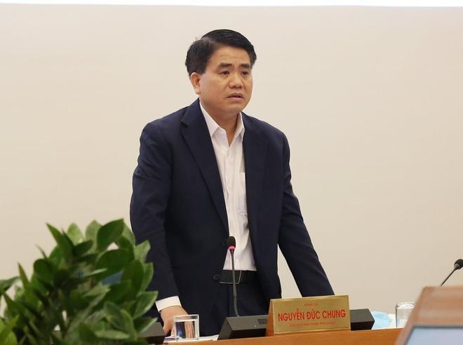 Chủ tịch Hà Nội: Đã tương đối yên tâm với ổ dịch Bạch Mai-1
