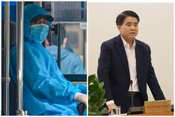 Chủ tịch Hà Nội: Đã tương đối yên tâm với ổ dịch Bạch Mai