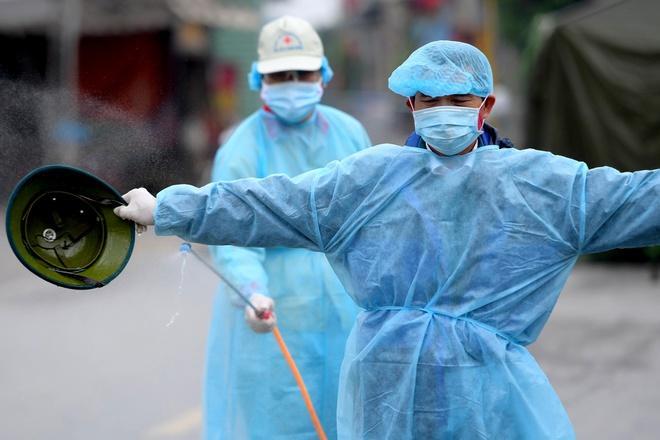 Bệnh nhân 250 ở thôn Hạ Lôi tiếp xúc gần 153 người-1