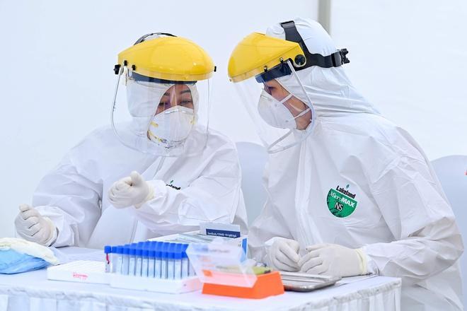 Bệnh nhân 250 ở thôn Hạ Lôi tiếp xúc gần 153 người-2