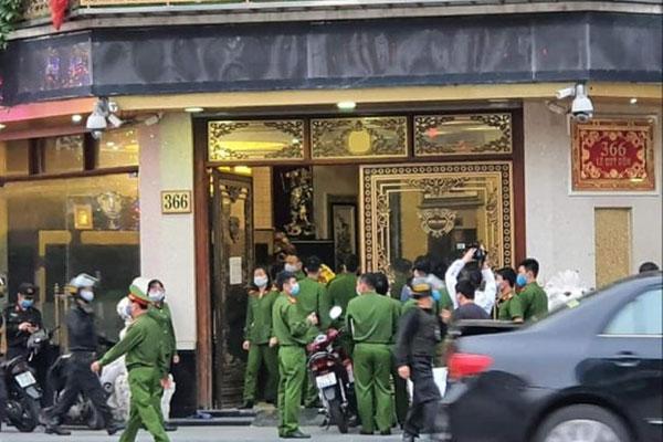 Vụ bắt nữ đại gia ở Thái Bình: Gọi nạn nhân đến nhà tra tấn-1
