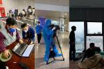 Những hình ảnh chưa từng hé lộ về đội ngũ PV/BTV nhà đài giữa mùa dịch COVID-19