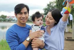 Sau ly hôn Ngọc Lan, Thanh Bình đã vài tháng không gặp con trai