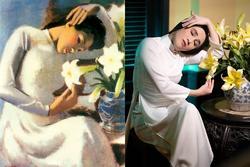 Huỳnh Lập bị cho là bôi nhọ 'Thiếu nữ bên hoa huệ' khi nhái lại bức họa để tấu hài cười cợt