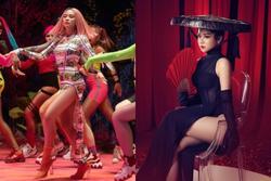 Trước Hoàng Thùy Linh, 'hotgirl ngủ gật' Nhã Tiên cũng diện áo dài không quần và MV 'bay màu' thê thảm chỉ trong 1 nốt nhạc