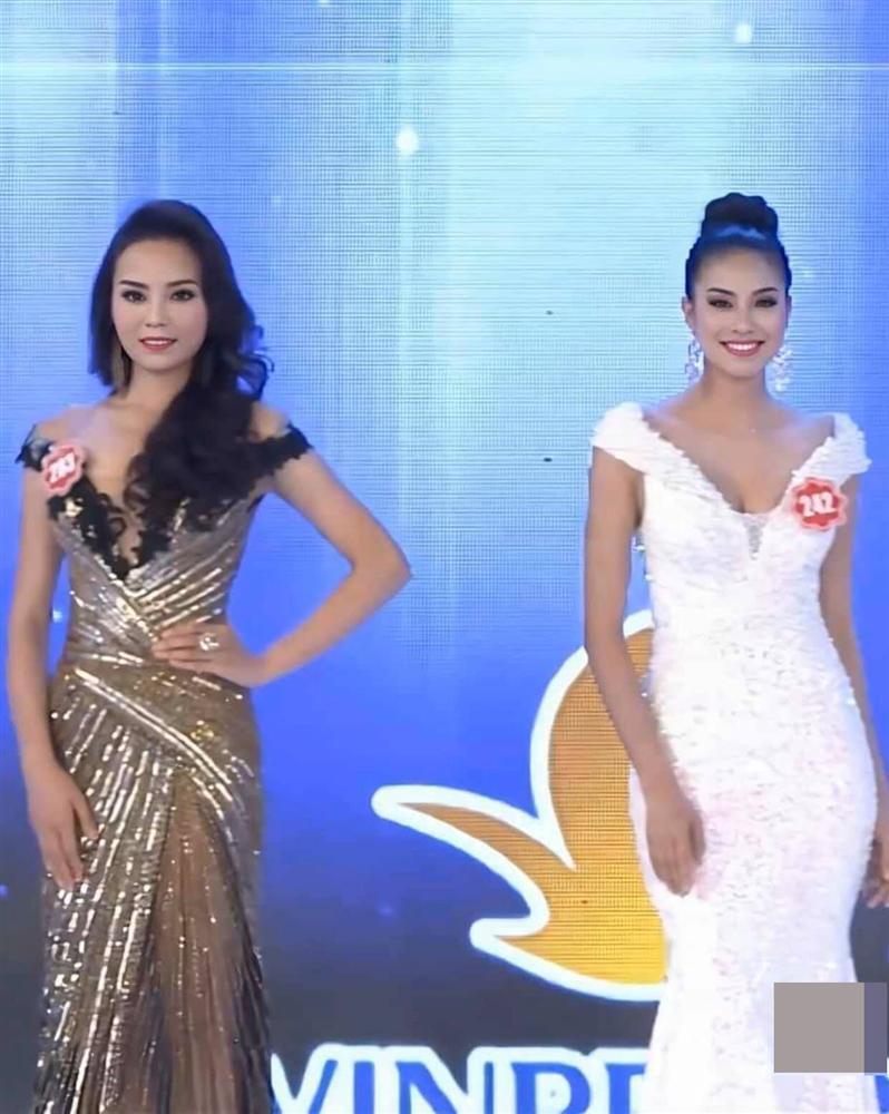 Bản tin Hoa hậu Hoàn vũ 9/4: Nhan sắc Phạm Hương chặt ngọt Kỳ Duyên 6 năm trước-1