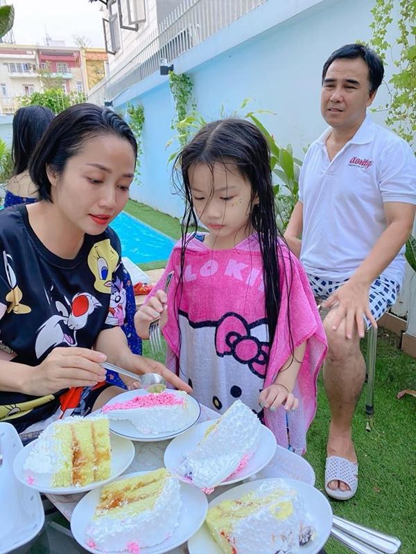 Đưa 3 con đi chơi, Ốc Thanh Vân bị vặn hỏi tại sao không mang theo con gái Mai Phương-1