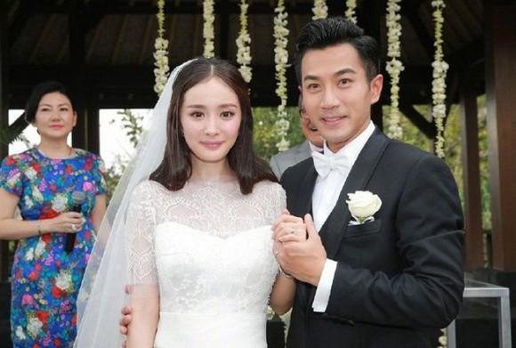VZN News: Dương Mịch ly hôn Lưu Khải Uy vì chồng đã bí mật kết hôn vào 11 năm trước ở Canada?-2