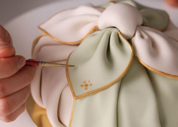 Tự làm túi xôi hoa đậu phong cách Hàn Quốc đang làm mưa làm gió mạng xã hội-7